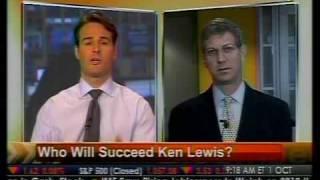In-Depth Look - CEO Ken Lewis To Step Down