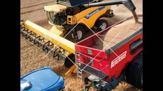 4 największe maszyny rolnicze na świecie 2