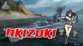 World of Warships - Akizuki