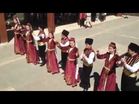 Kırım Tatar Türk Halk Oyunları (Tatar Türkleri) -2