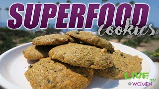 Superfood Cookies Recipe To Help With Breastfeeding