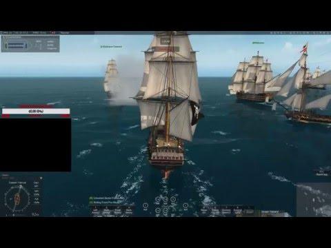 Naval Action - Fleet Battle Pirates vs. Verenigde Provinciën