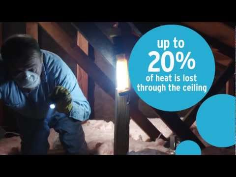 Residential Energy-Saving Tips: Home Weatherization