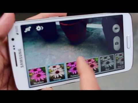 Galaxy Grand 2 Camera Review - HD Video