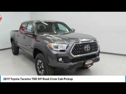 2019 Toyota Tacoma 2019 Toyota Tacoma TRD Off Road Crew Cab Pickup FOR SALE in Nampa, ID 4343100