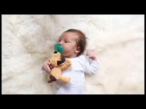 Harper James Malone   Newborn Video