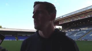STEVE KINNIBURGH POST STOCKPORT COUNTY