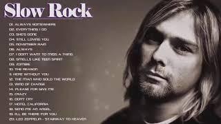 Slow Rock Love Song Nonstop | Scorpions, Bon Jovi,