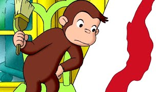Curious George 🐵Everything Old is New Again  🐵 Kids Cartoon 🐵 Kids Movies | Videos for Kids