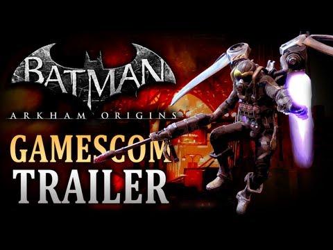 Batman: Arkham Origins 'Nowhere to Run' trailer introduces Firefly