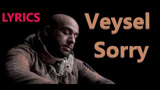 "Lyrics zu ""VEYSEL - SORRY"""