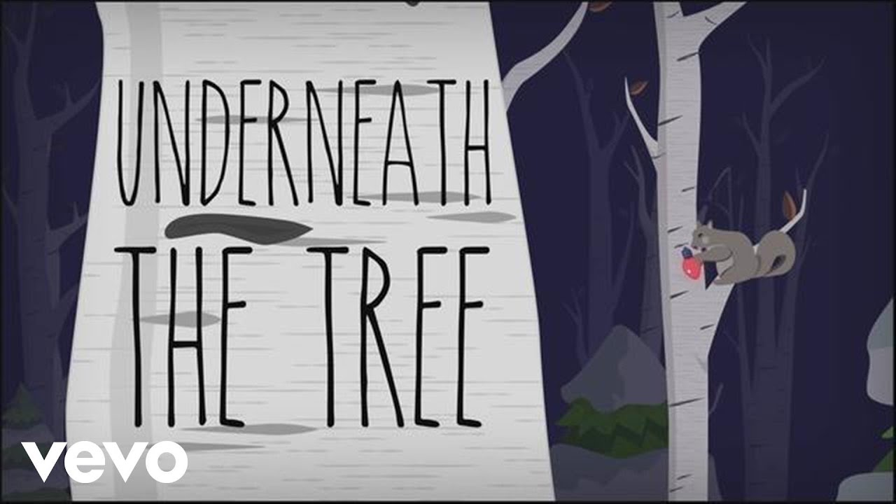 Download Kelly Clarkson - Underneath the Tree (Official Lyric Video)