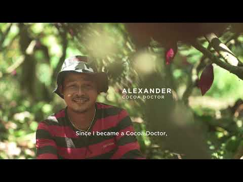 Teaching Sustainable Cocoa Production To The Next Generation [Long version]