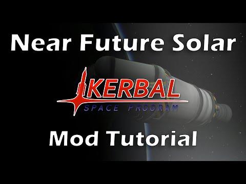 KSP Mod Tutorial: Near Future Solar (Kerbal Space Program - deutsch - German - Tutorial)