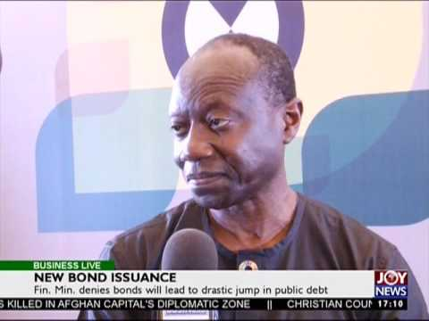 New Bond Issuance - Business Live on JoyNews (31-5-17)