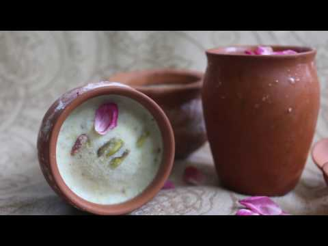 Madka Kulfi / Pistachio-Cardamom Kulfi