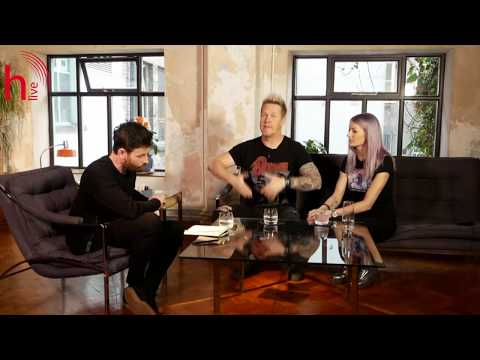 Interview with Pulp Riot Hair Founders Alexis & David Thurston on Hairdressing Live