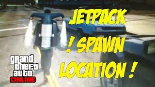 GTA 5 - Jetpack Spawn Location Bestätigt!! - Geheimer Ort - Jetpack In Codes Gefunden