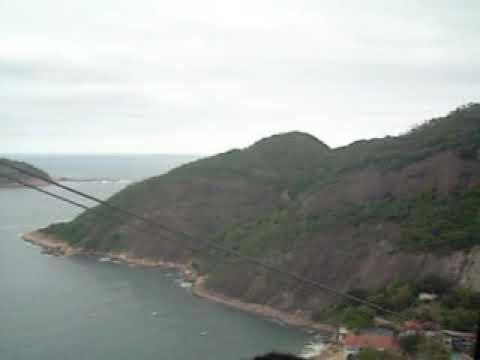 15-10-05 Sugar Loaf Cable Car, Rio De Janeiro, Brazil