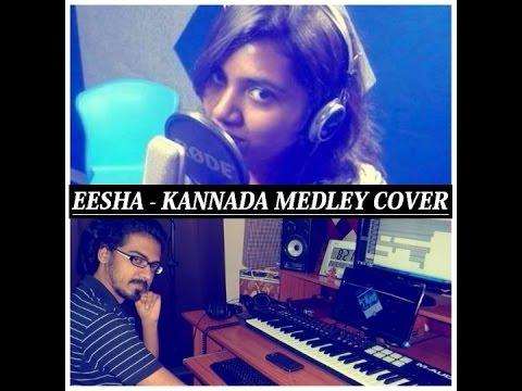 Kannada cover | Male baruva - Ade bhoomi | Eesha Suchi