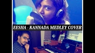 Download Hindi Video Songs - Kannada cover | Male baruva - Ade bhoomi | Eesha Suchi