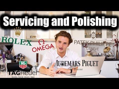 Servicing and Polishing
