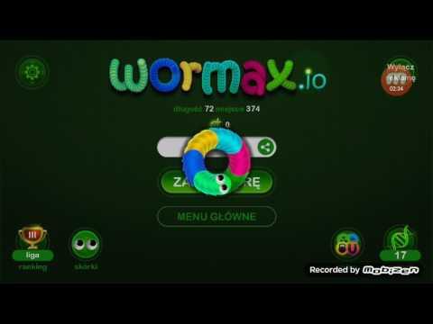 Wormax.io Z Kolegami: Przemekgame