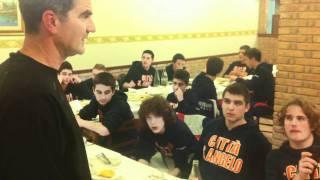citta sant angelo kingtrade makarska davide restaurant - dino mendes speach 10/01/2012 HD