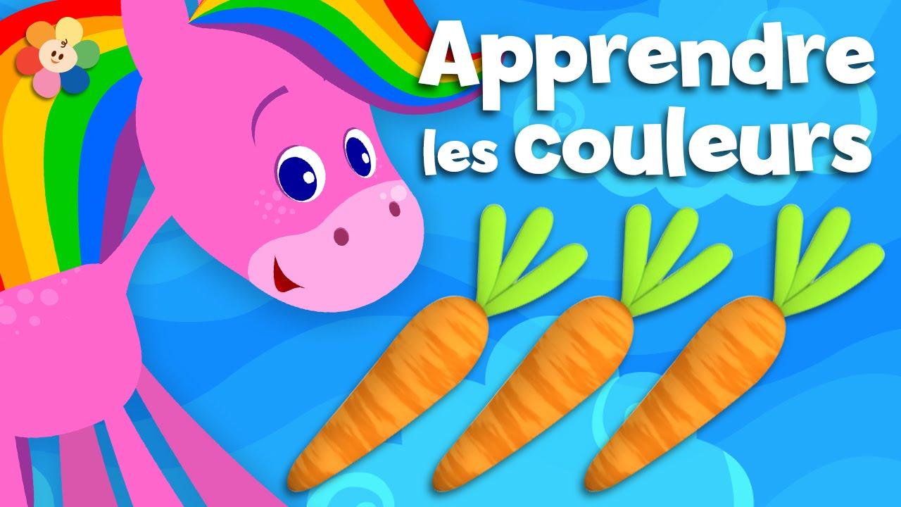 Apprendre les couleurs aux tout petits coloriage dessins anim s pour les enfants babyfirst - Coloriage tout petit ...