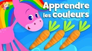 Apprendre les couleurs aux tout-petits | Coloriage dessins animés pour les enfants | BabyFirst