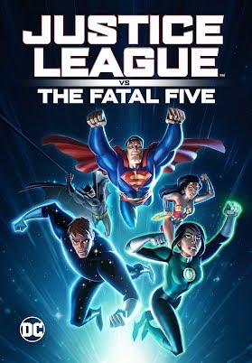 Justice League vs. The Fatal Five (OmU)