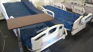 Over the Bed Table Side Bed Table Invacare 6417
