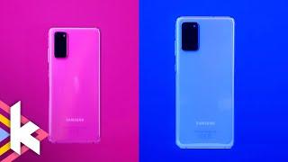 Typisch Samsung: Galaxy S20 & S20+ (review)