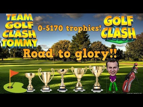 Golf Clash LIVESTREAM, Road to GLORY - Episode 21! Tour 9 - SHIP IT IN!