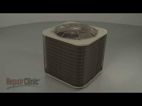 Payne Central Air Conditioner Disassembly (#PA16NA03000G)