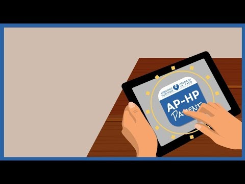 « AP-HP patient », l'appli mobile d'information et de services des 39 hôpitaux de l'AP-HP