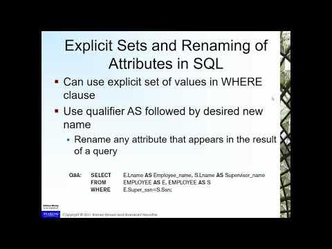 CS 350-310 Database Systems - Mohamed Y  El Amrani