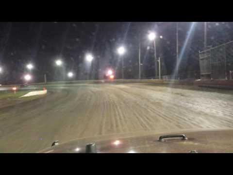 Bridgeport speedway jeep night