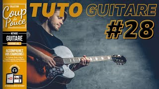 Cours de guitare - You're Beautiful - James Blunt