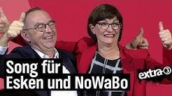 SPD-Song 2020: Wer sind die da? | extra 3 | NDR