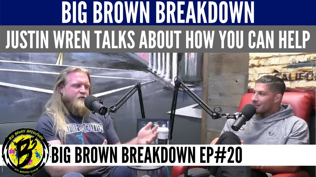Angela Magana Uncensored big brown breakdown - justin wren talks about how you can help