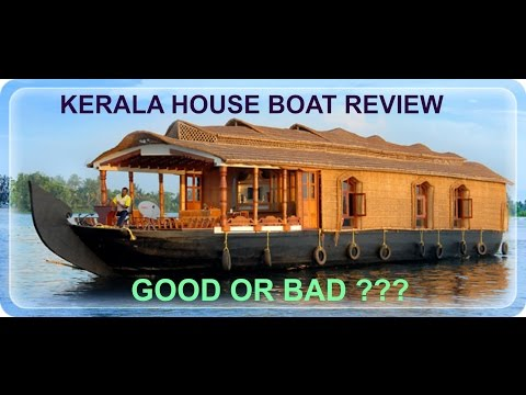 Kerala house boat review | India tourism | Incredible India