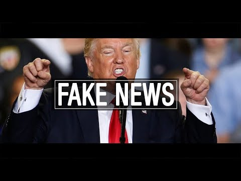 "When Trump calls ""fake news"", who's lying? - The Feed"