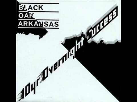 Black Oak Arkansas - Fireball.wmv
