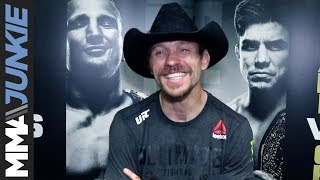 UFC Brooklyn: Donald 'Cowboy' Cerrone full post-fight interview