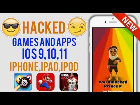 Download HACKED Games On iOS 11,10,9! [NO Jailbreak/NO PC] (iPhone,iPad,iPod)