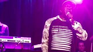 Barrington Levy 12/14/16 Living Dangerously
