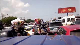 STREET HUSTLING ACCRA GHANA