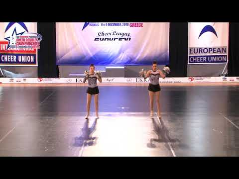 110 JUNIOR DOUBLE FREESTYLE POM Fountedaki   Drosou HCU   AMAZONS GREECE