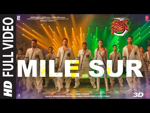 Full Video: Mile Sur |Street Dancer 3D | Varun, Shraddha, Prabhu D|Navraj H, Shalmali, Sachin Jigar